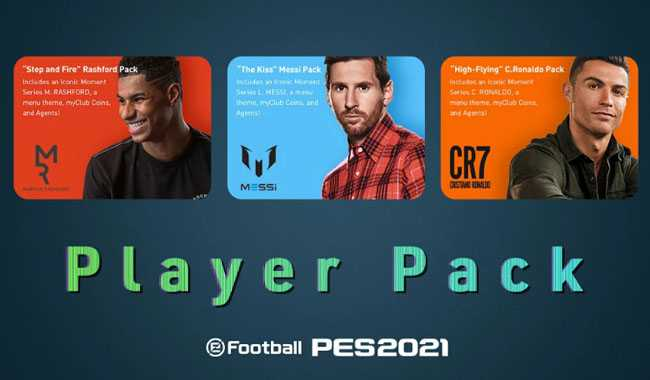 eFootball PES 2021 APK download free for android