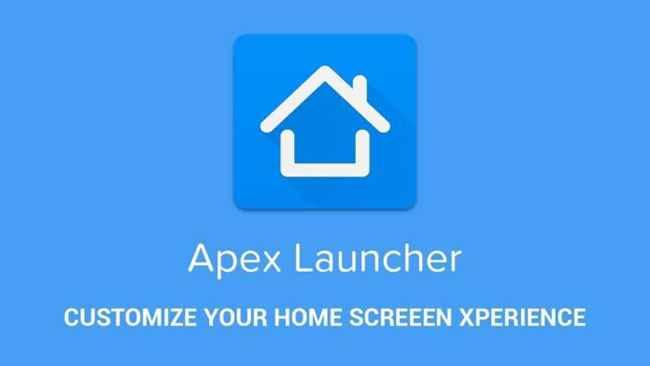Apex Launcher Free Download APK