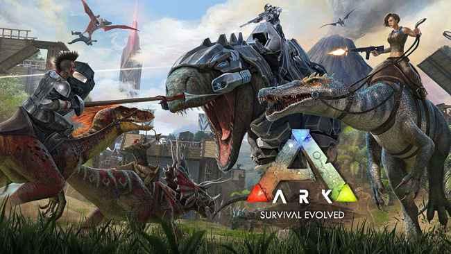 ARK: Survival Evolved Free Download APK