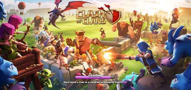 Atrasis - Clash of Clans Server Free Download APK