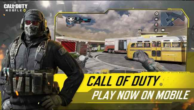 Call of Duty: Mobile Free Download APK