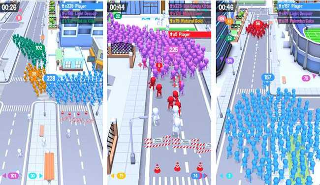 Crowd City APK free download game for android