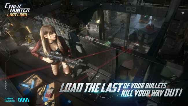 Cyber Hunter Lite Free Download APK