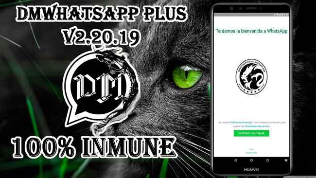 DMWhatsApp Free Download APK