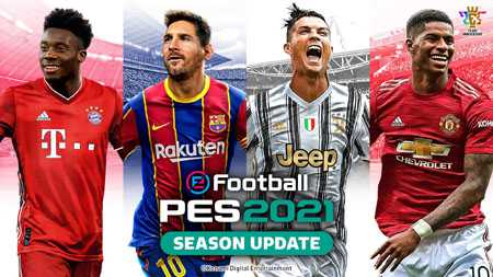PES 2021 – Pro Evolution Soccer 5.1.0 APK for Android