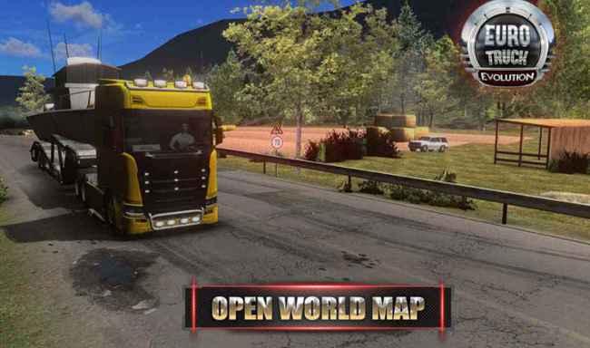 Euro Truck Evolution (Simulator) Free Download APK