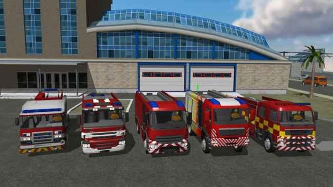 Fire Engine Simulator Free Download APK
