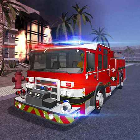 Fire Engine Simulator 1.4.7 APK for Android
