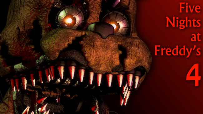 Five Nights at Freddy's 4 Free Download APK