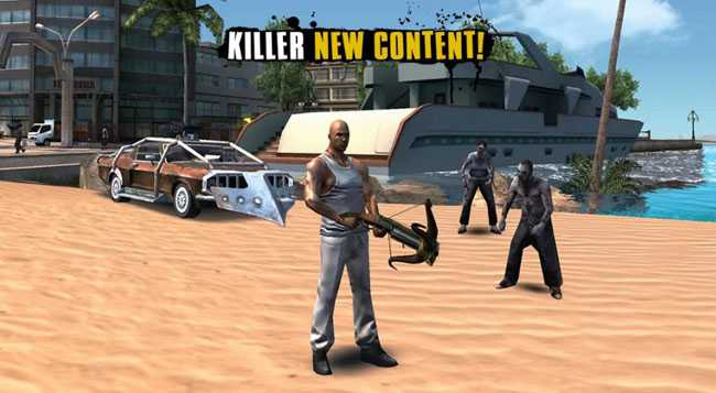 Gangstar Rio: City of Saints APK download free at apk open