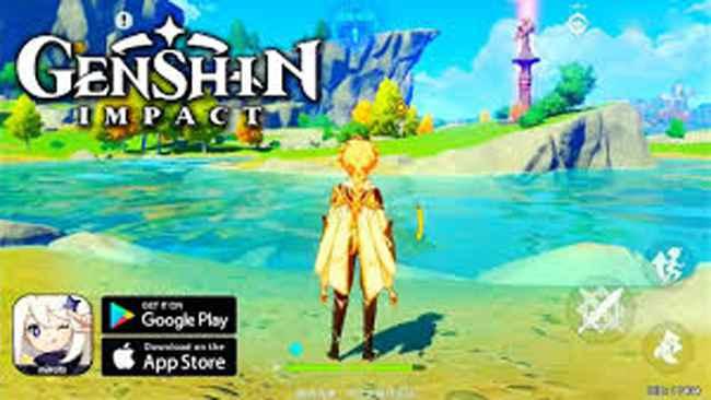 Genshin Impact Free Download APK