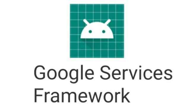 Google Services Framework Free Download APK