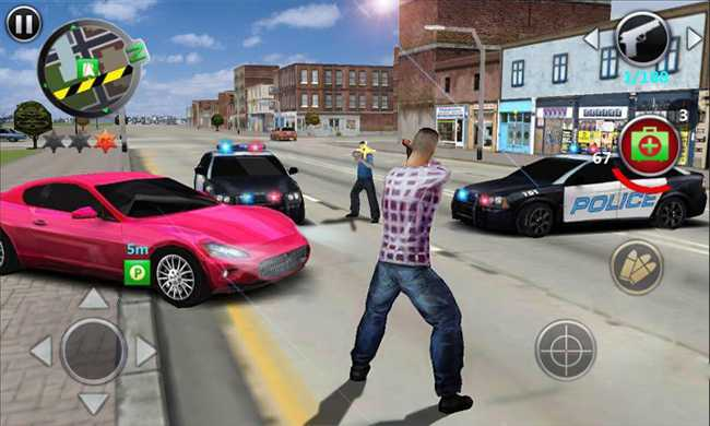 Grand Gangsters 3D APK free download game for android