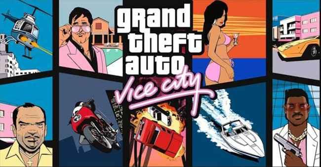 Grand Theft Auto: Vice City Free Download APK