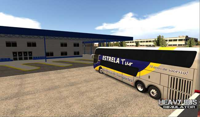 Heavy Bus Simulator APK free download for android