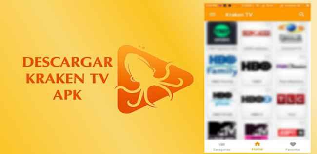 KrakenTV Free Download APK