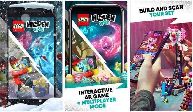 LEGO Hidden Side APK free download game for android