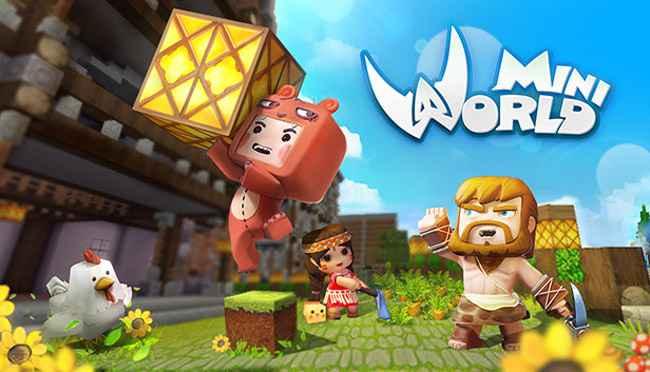 Mini World: Block Art Free Download APK