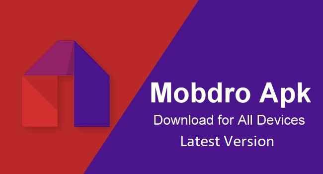 Mobdro Free Download APK