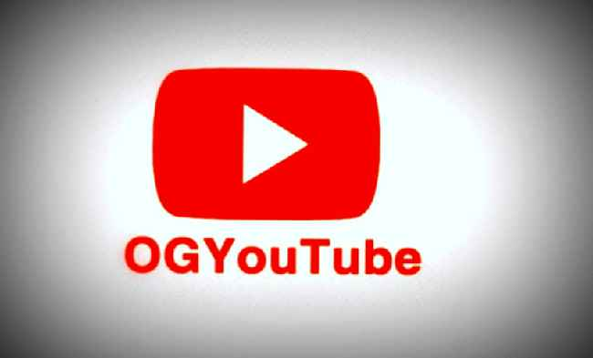 OGYouTube 3.5 – 13.6 APK for Android