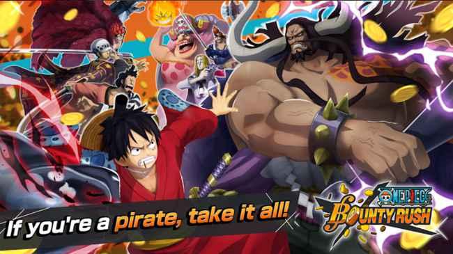 ONE PIECE Bounty Rush Free Download APK