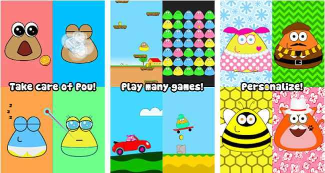 Pou Free Download APK