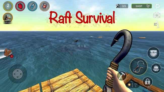 Raft Survival Simulator Free Download APK