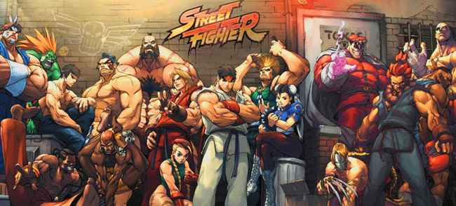 Street Fighter Free Download