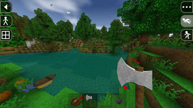 Survivalcraft APK download game for android