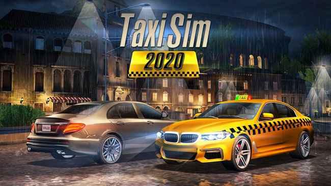 Taxi Sim 2020 Free Download APK