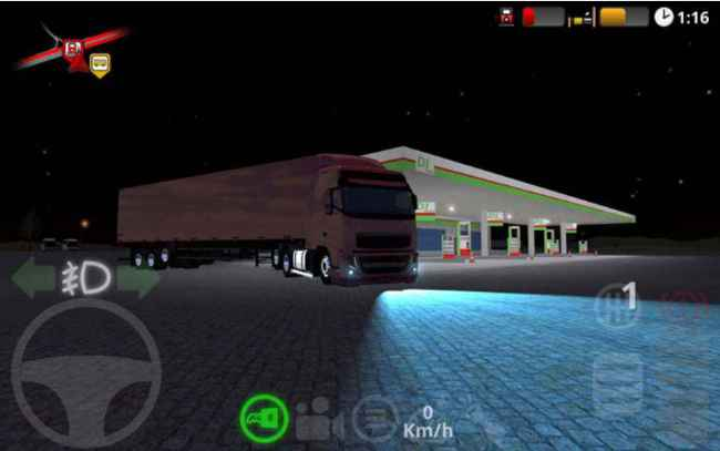 The Road Driver - Truck and Bus Simulator Free Download APK