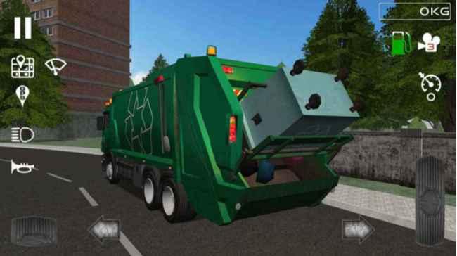 Trash Truck Simulator Free Download APK