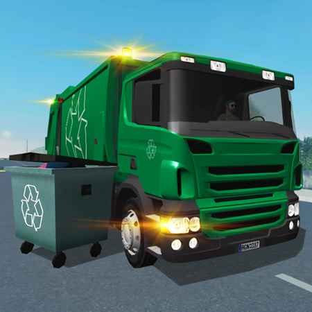Trash Truck Simulator 1.5 APK for Android