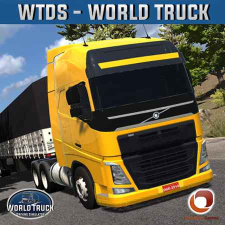 World Truck Driving Simulator 1.187 APK for Android