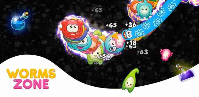 Worms Zone .io Free Download APK