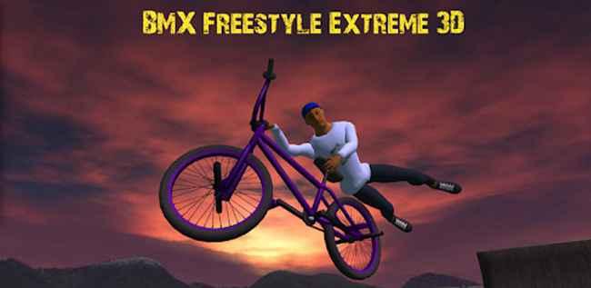 BMX Freestyle Extreme 3D Free Download APK