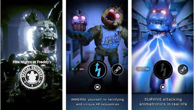 Five Nights at Freddy's AR: Special Delivery Free Download APK