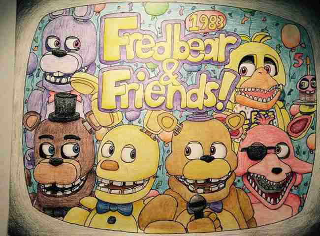 Fredbear and Friends 1.0 APK for Android