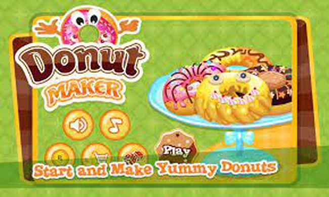 Make Donut Free Download APK