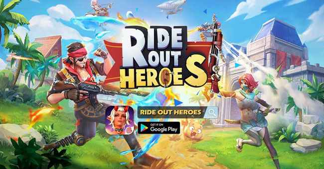Ride Out Heroes Free Download APK