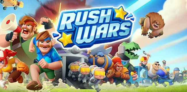 Rush Wars Free Download APK