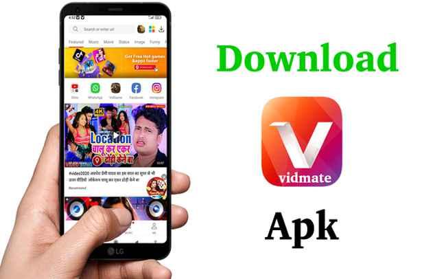 Vidmate Free Download APK