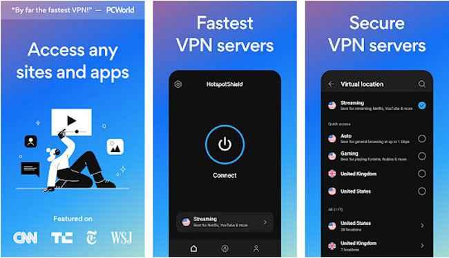 Hotspot Shield Free Download APK