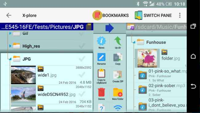 X-plore Free Download APK