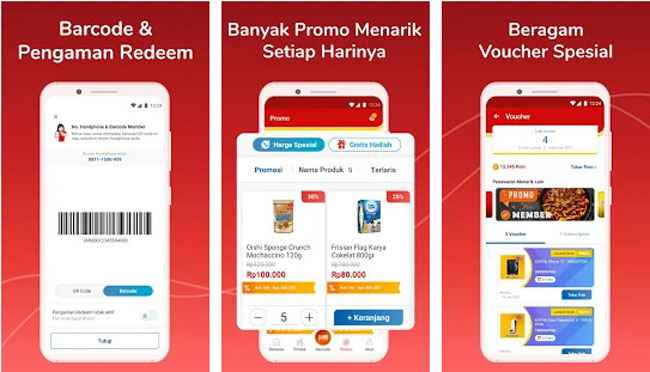 Alfa Gift - Alfamart Free Download APK