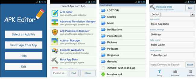 APK Editor Free Download APK