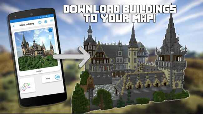 Builder for Minecraft PE Free  Free Download APK