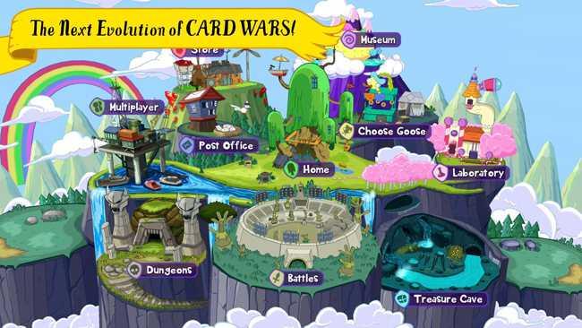 Card Wars Kingdom download apk