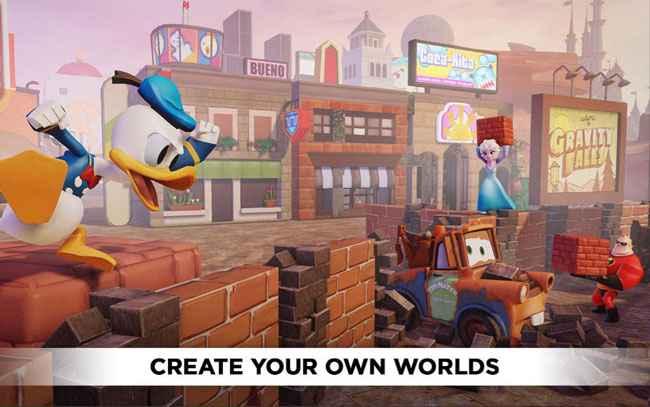 Disney Infinity: Toy Box 2.0 Free Download APK