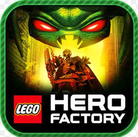 LEGO Hero Factory: Brain Attack 15.0.25 APK for Android